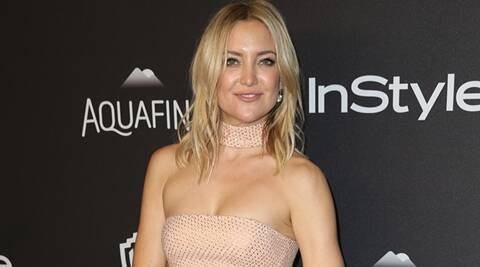 I had a great time filming Marshall: Kate Hudson