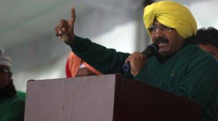 With mega Maghi Mela rally, AAP pitches forPunjab