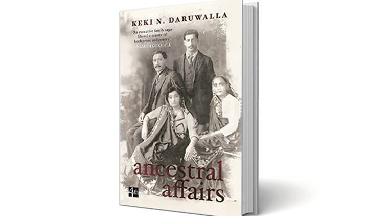 Keki Daruwalla, Keki Daruwalla poet, Keki Daruwalla book, Ancestral Affairs, Ancestral Affairs book, Ancestral Affairs book review
