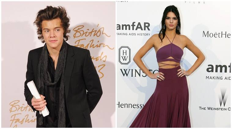 Kendall Jenner, Harry Styles, Kendall Jenner Harry Styles Kiss, Kendall Jenner Harry Styles Kissing, Kendall Jenner Harry Styles Caught Kissing, One direction Star Harry styles, Entertainment news