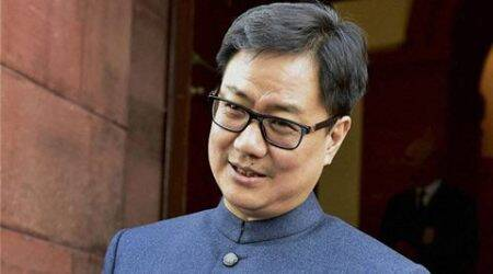 Uttar Pradesh, UP, UTtar Pradesh Governement, UP government, Union Minister for Home Affairs, Kirren Rijiju, Union Minister for Home Affairs Kiren Rijiju, Rijiju, Kairana, Kairana UP, Kairana Mass migration, India news