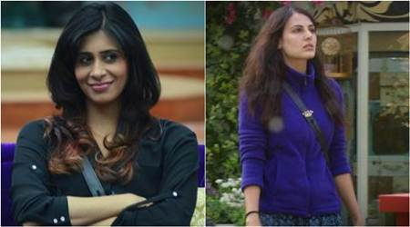 Kishwar Merchant, Kishwar Merchant news, bigg boss, bigg boss 9, Mandana Karimi, bigg boss nau, Kishwar Merchant elimination, bigg boss elimination, bigg boss news, bigg boss finalists, bigg boss 9 news, kishwar, entertainment news