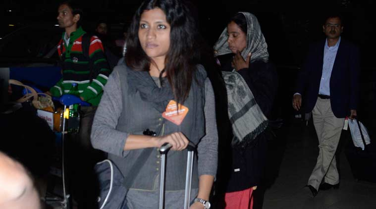Konkona Sen Sharma, Konkona actor