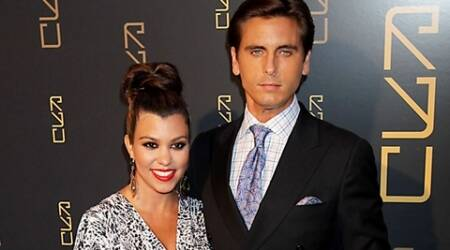 Kourtney Kardashian, Scott Disick are 'totally getting along'