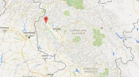 Army major killed in Kupwara road accident