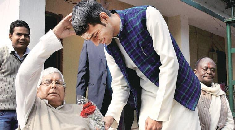 lalu Prasad, RJD chief Lalu Prasad, Lalu grand alliance, Grand Alliance spokespersons, Lalu Grand Alliance spokespersons, Nitish kumar, JDU, patna latest news