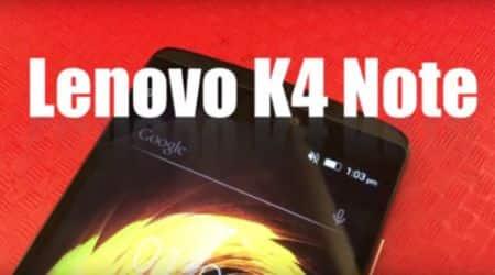 Lenovo, Lenovo K4 Note, Lenovo K4 Note video, Lenovo K4 Note first look video, Lenovo K4 Note review, Lenovo K4 Note video review, Lenovo K4 Note launch,Lenovo K4 Note specs, Lenovo K4 Note price, smartphones, technology news