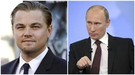 Leonardo Dicaprio, Vladimir Putin, Leonardo Dicaprio FILMS, Leonardo Dicaprio news, Leonardo Dicaprio upcoming films, entertainment news