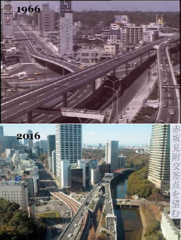Then and now: Photographer captures 'Love in Tokyo' movie locations 50 years after its release