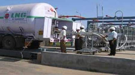 GMR to invest Rs 471 cr to set up LNG terminal on east coast