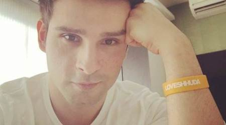 Not anticipating any censor problem with 'Loveshhuda': Girish Kumar