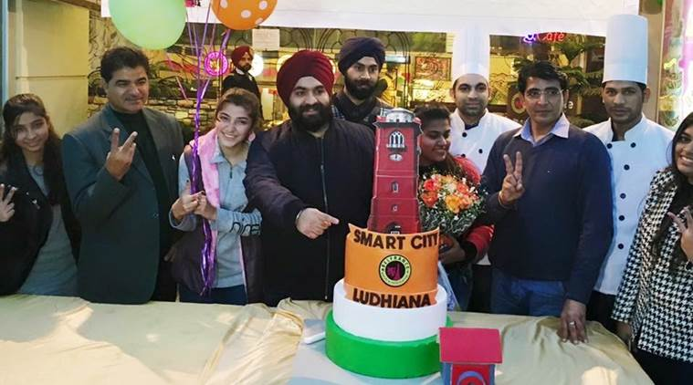 Ludhiana made it to the first list of cities selected for smart city project.