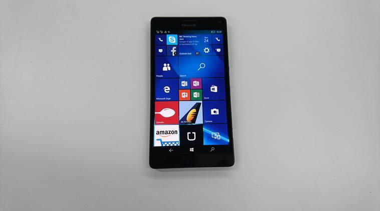 Microsoft, Microsoft Lumia 950 XL, Microsoft Lumia 950 XL review, Windows 10 Mobile, Microsoft Lumia 950 XL review blog, Microsoft Lumia 950 XL specs, Microsoft Lumia 950 XL features, Microsoft Lumia 950 XL price, smartphones, technews, technology