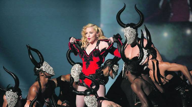 Madonna, Madonna Drunk, Madonna Drunk on Stage, Madonna Denies Being drunk, Madonna Stage, Madonna Performance, Madonna Concert, Madonna Songs, Entertainment news