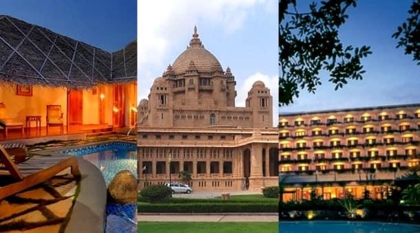 Tripadvisor's 10 best Indian hotels for 2016