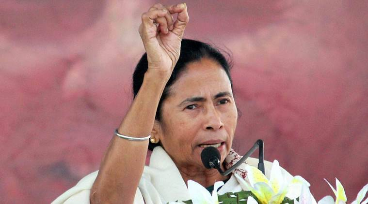 File photo West Bengal Chief Minister Mamata Banerjee