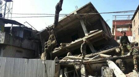9 killed, over 100 injured as strong quake hitsNorth-East