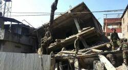 earthquake, imphal, imphal earthquake, earthquake in Imphal, earthquake imphal, Imphal tremors, 2011 Sikkim earthquake, NDMA, india news, nation news