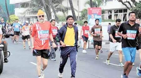 Mumbai marathon: 18 hospitalised, most due to dehydration