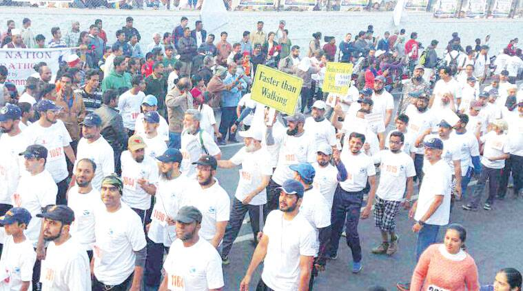 Run for Nation, Pune Cantonment, pune marathon pune news