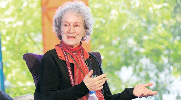 At Margaret Atwood's prompting, Canada launches virtual book tours