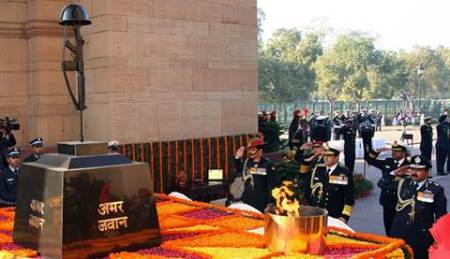 Observe Martyrs' Day with due solemnity: MHA tostates