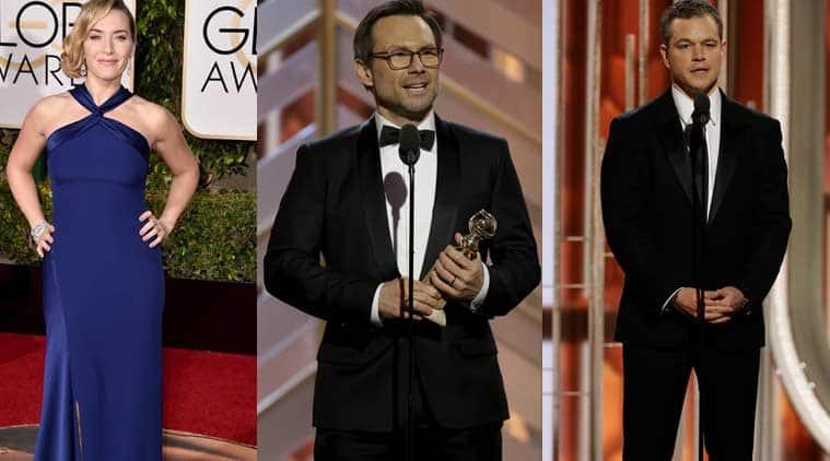 Golden Globes 2016, Matt Damon, Matt Damon The Martian, Golden Globe Awards, Golden Globes 2016