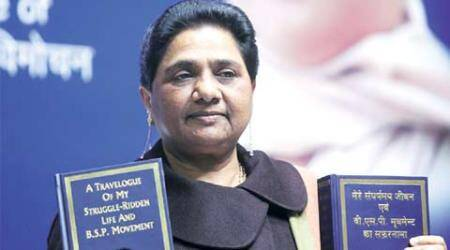 Law & order bigger priority of people than Ram temple: Mayawati