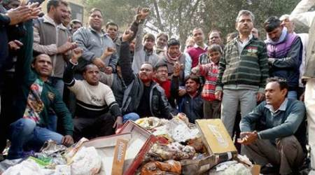 Sanitation workers dig in heels, want govt to removeconditions