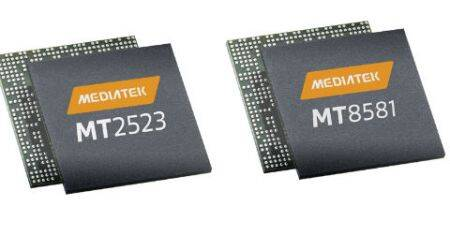 CES 2016: MediaTek announces a series of chipsets for wearables andmore