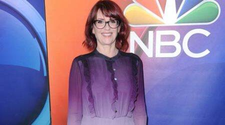 Megan Mullally joins Bryan Cranston, James Franco in 'Why Him'