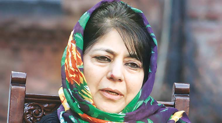 Mehbooba Mufti, J&K government formation, Mufti government formation, Mehbooba Mufti Governor, Mufti J&K CM