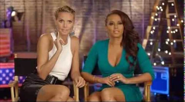 America's Got Talent, Mel B, Heidi Klum, America's Got Talent news, entertainment news