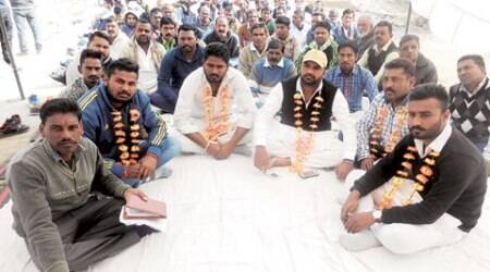Ahead of Maghi Mela, protests againstSAD