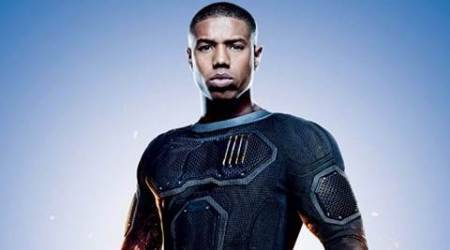 'Fantastic Four' reshoots were tough: Michael B Jordan