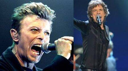 Sad I didn't stay in touch with Bowie in later years: MickJagger