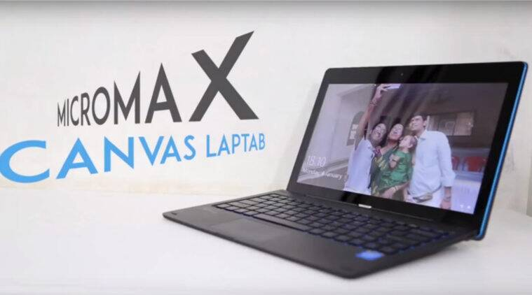 Micromax Canvas Laptab LT777 #ExpressReview: A tablet that