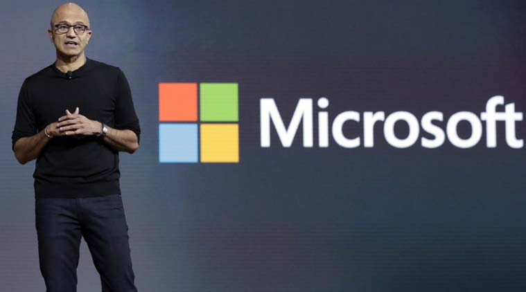 Microsoft CEO Satya Nadella announced fourth quarter results with robust growth in the cloud space