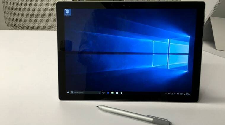 Microsoft Surface, Microsoft Surface Pro 4 launch, Microsoft Surface Pro 4 price, Microsoft Surface Pro 4 specs, Microsoft Surface Pro 4 Amazon.in, Microsoft Surface Pro 4 india launch, Surface Pro 3, Windows 10, laptops, technology news