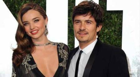 Miranda Kerr, ex-husband Orlando Bloom are 'great' friends