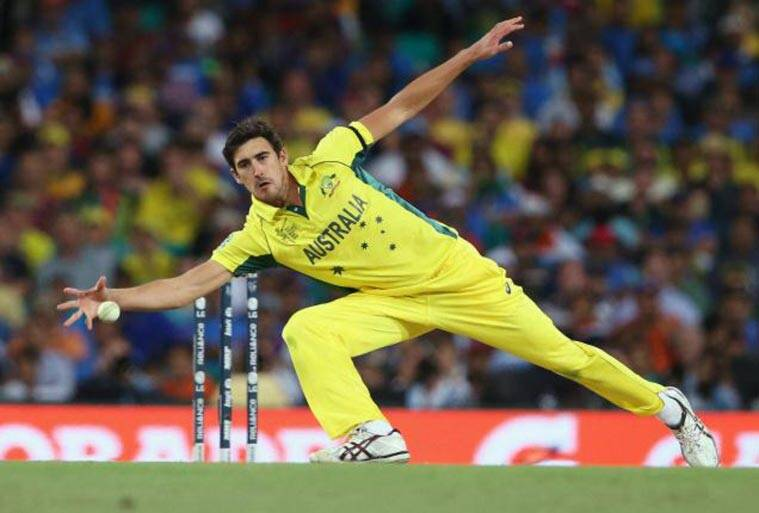 Mitchell Starc will miss Australia's one-day series against India, February's two-Test series in New Zealand. (Source: Reuters)