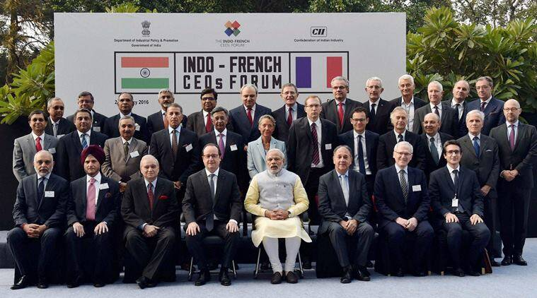 Narendra Modi, Francois Hollande, Modi Chandigarh, Hollande Chandigarh, French president chandigarh, Modi news