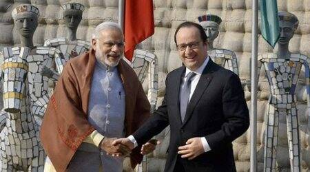 Modi, Hollande visit: Nek Chand's son 'made to leave' Rock Garden
