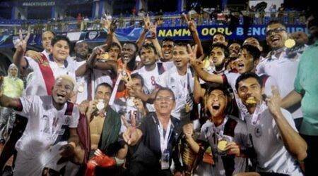 Mohun Bagan: Roving menace for the Tampines Rovers