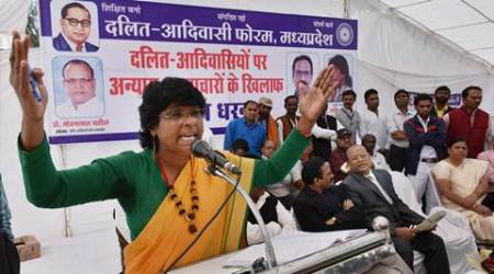 Dalit meet guns for MP Lokayukta and govt, alleges caste bias