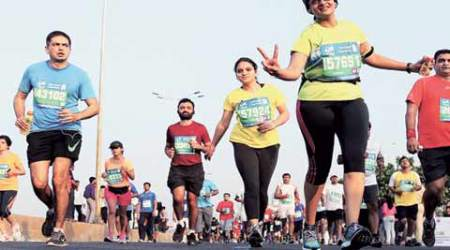 Mumbai marathon: Champions with Disability make their presence felt