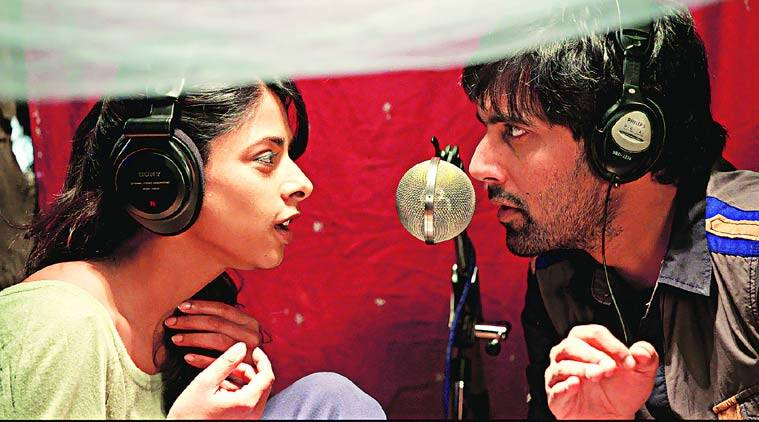 Dugg duggi dugg is a delicate and very likeable piece sung by Vishal Bhardwaj that stays with an acoustic guitar.