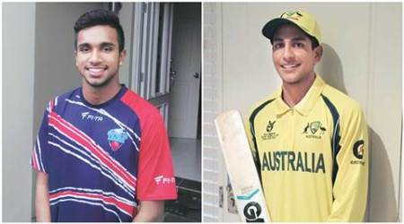 Australian Under-19 stars have an Indian connection