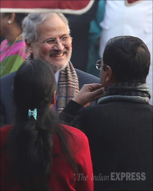 Arvind Kejriwal, Najeeb Jung