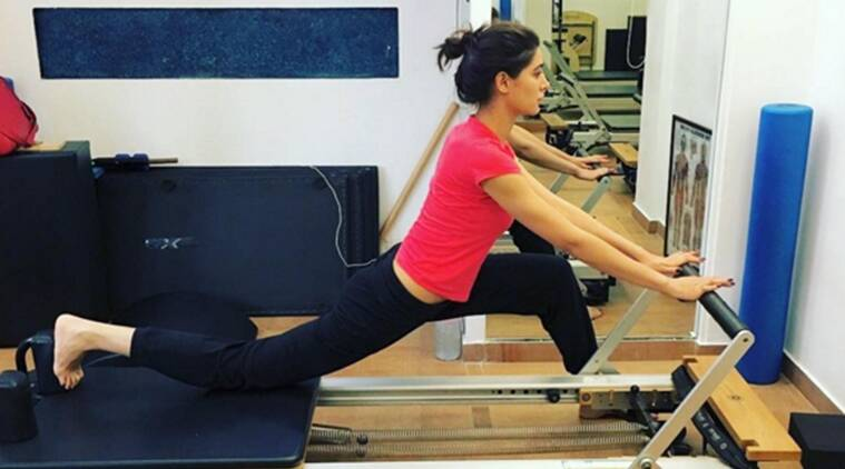 Nargis Fakhri, Nargis Fakhri Fitness, Nargis Fakhri Fitness Exercise, Nargis Fakhri Fitness regime, Nargis Fakhri Fitness daily Routine, Nargis Fakhri Tai Chi, Nargis Fakhri Qigong, Entertainment news